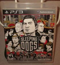 SLEEPING DOGS PlayStation 3 PS3 Hong Kong Crime Martial Arts Action Square Enix