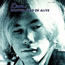 Wanted Dead Or Alive - Warren Zevon (2003, CD NUOVO) Remastered