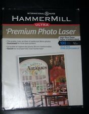 HAMMERMILL ULTRA PREMIUM PHOTO LASER HIGH GLOSS PAPER 100