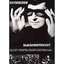 ROY ORBISON BLACK & WHITE NIGHT DVD ALL REGIONS NTSC NEW