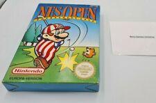 Nintendo Entertainment System NES Open Tournament Golf mit Ovp und Anleitung NOE