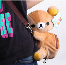 Cute Rilakkuma San X Bear Messenger Bag Doll Bag Shoulder Bag Satchel Tote Bag