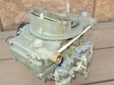 OEM GM Holley Carburetor List 2818-1 1965 Corvette 327 350HP 365HP Dated 482 WOW
