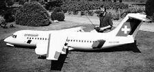 "Bauplan Avro RJ 100 ""Jumbolino"" Modellbauplan Motorflugmodell"