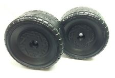 Power Wheels P6827 Girls Ford Mustang 2 wheels 1 Left & 1 Right Wheel