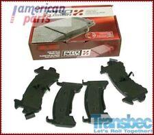 FRONT BRAKE PADS FOR CHEVROLET S10 1982-1997 / CHEVROLET S10 BLAZER 1983 - 1994