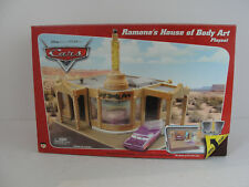 Disney Pixar Cars Movie Ramone's House of Body Art Playset 1st Edition 2006 New
