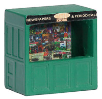 Hornby R8797 OO Gauge Newspaper Kiosk