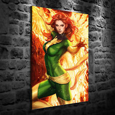 HD Print Oil Painting Home Decor Art on Canvas Phoenix Arise 12x18inch Unframed