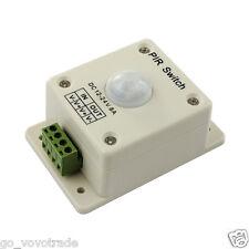 Originality DC 12V-24V 8A Automatic PIR Motion Sensor Switch For lighting light