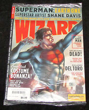 Wizard Magazine Issue 231 Sealed in Bag NEW The Walking Dead Doctor Who Hobbit