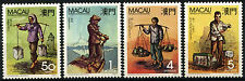 Macao 1989 SG#686-9 Traditional Occupations MNH Set #D53289