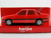 Herpa 2072 Opel Vectra A GL Stufenheck (1988-1992) in rot 1:87/H0 NEU/OVP