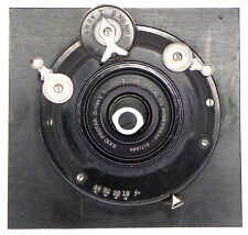 Bausch & Lomb Zeiss 8x10 Protar Series V Ilex shutter  #3171686