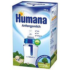 Humana Anfangsmilch 1 700g PZN 11068567