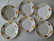 6 assiettes plates  Moulin des loups Orchies  Lot 2/2