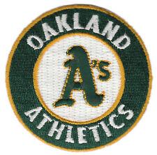 "Oakland Athletics A'S MLB Baseball 2.5 "" Rund Team Logo Abzeichen"