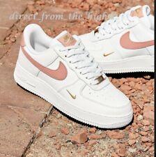 Nike Air Force 1 07 weiß Rost Pink Damen Sneaker * begrenzte Verfügbarkeit *