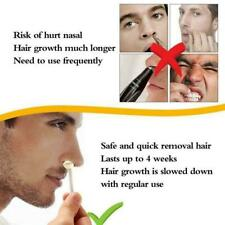 Nose Hair Removal Wax Kit Nasal Ear Hairs Painless Quick Effective Bea Safe G8L2