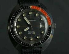 1970. Bulova Oceanographer Devil Diver - EU seller - reduced!!