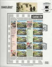 GB 2005 Smilers Sheet SGLS26 Classic ITV fine used sheet stamps