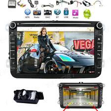 "8"" Car GPS Radio Stereo For VW Jetta Golf Passat EOS Amarok GTI Android 10 4Core"