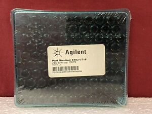 Agilent Technologies 5182-0716 2ml Amber Wide Opening Screw Top Vial 100/pk