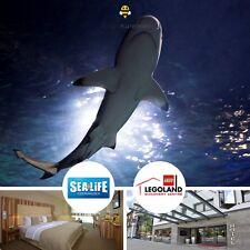 3 Tage Familienurlaub Sea Life + Legoland 4★S Parkhotel Oberhausen Kurzreise