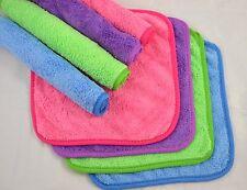 8 Stück Waschlappen Seiftuch Seiflappen Handtuch Microfaser 25cm x 25cm YSN 101