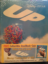Up steelbook Jumbo usa brand new and sealed empty case