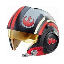 Star Wars Movie Poe Dameron Electronic X-Wing Pilot Helmet Cosplay Mask Gift