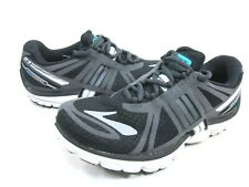 BROOKS WOMEN'S PuraCadence2 RUNNING SHOES,BLACK/ANTHRACITE,US SIZE 5,EUR 35.5