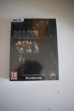 mass effect trilogy 1 2 3 bioware pc dvd neuf blister un peu ouvert