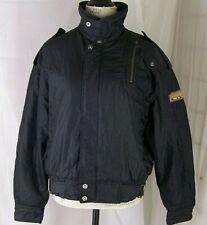 Yamaha Star INCEDE Black Motorcycle Nylon Insulated Jacket Coat Men's Large