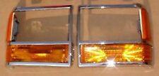 6Pc Parking Side Light Door Set 89 90 Bronco II 89 92 Ranger 91 94 Ford Explorer