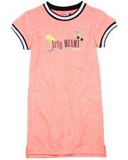 3POMMES Girl's Terry T-shirt Dress, Sizes 5-14