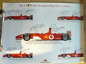 THE F1 FERRARI WORLD CHAMPIONSHIP  : A TRIBUTE