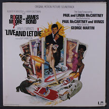 SOUNDTRACK: Live And Let Die LP (sl cw) Rock & Pop