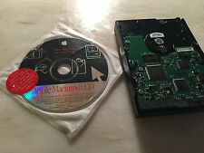 APPLE MACINTOSH CD 9500/120 & 9500/132~OS 7.5.2~691-0738~A~HD~FREE SHIP~RARE