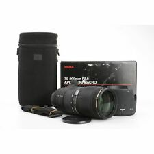 Canon Sigma EX 2,8/70-200 APO DG + Sehr Gut (232842)