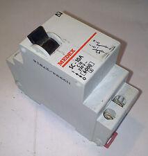 MEDEX SC 10 10 A MAGNETOTERMICO CIRCUIT BREAKER 1  POLO  + NEUTRO