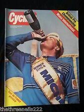 CYCLING - MANX INTERNATIONAL - JUNE 30 1984
