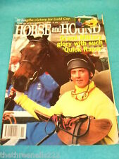 HORSE and HOUND - GRAND MILITARY GLORY - MARCH 17 1994
