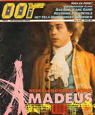 MAGAZINE OOR 1985 nr. 02 - FELA KUTI/LEGENDARY PINK DOTS/AMADEUS/BAD BOB