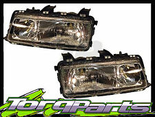 HEADLIGHTS PAIR SUIT VP COMMODORE HOLDEN HEADLAMPS HEAD LIGHTS LAMPS