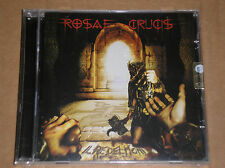 ROSAE CRUCIS - IL RE DEL MONDO - CD  ITALIAN METAL SIGILLATO (SEALED)