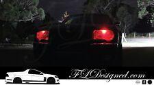 RED Chrysler 300c L.E.D Headlight Parker Light Bulbs