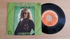 "DONATELLA - LAILOLA - 45 GIRI 7"" - GERMANY PRESS"