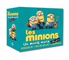 Calendrier Calendrier à Effeuiller Les Minions Hogo Image Neuf