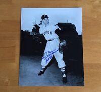 Bobby Doerr Boston Red Sox HOFer Signed Autograph 8x10 Photo #2